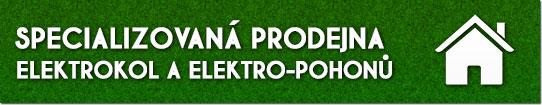 Specializovaná prodejna elektrokol v Plzni