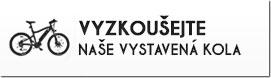 Přijďte vyzkoušet naše vystavená elektrokola do naší specializované prodejny v Plzni