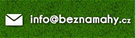 info@beznamahy.cz - e-mail naší prodejny a e-shopu - kontaktujte nás