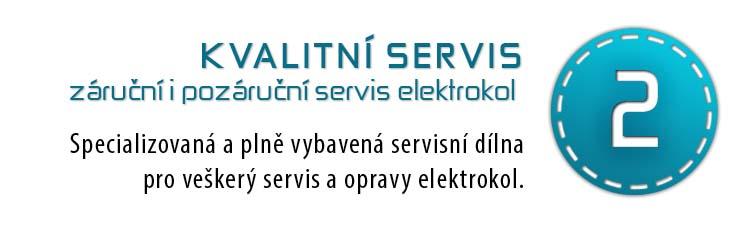 Kvalitní servis elektrokol v Plzni!
